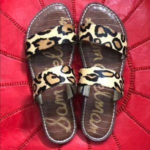 Sam Edelman sandals.  Like new!!!